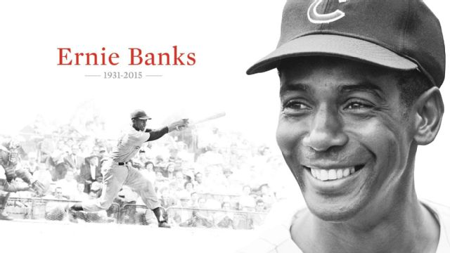 Ernie Banks Memorial Service