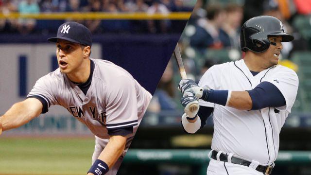 In Spanish - New York Yankees vs. Detroit Tigers