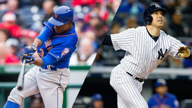 In Spanish - New York Mets vs. New York Yankees