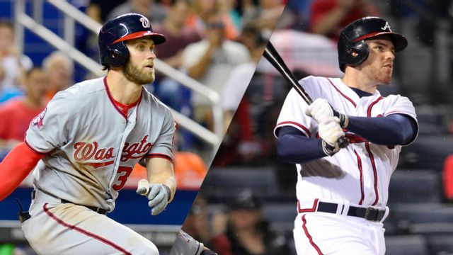 Washington Nationals vs. Atlanta Braves (re-air)