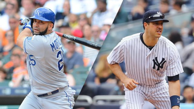 In Spanish - Kansas City Royals vs. New York Yankees