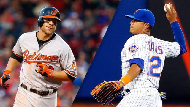 In Spanish - Baltimore Orioles vs. New York Mets