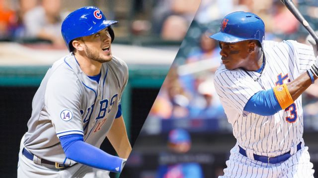 In Spanish - Chicago Cubs vs. New York Mets