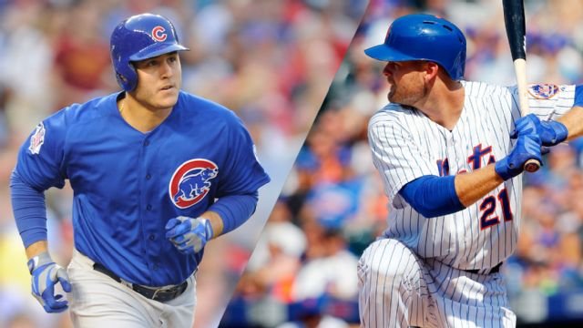 Chicago Cubs vs. New York Mets
