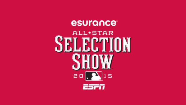 Esurance MLB All-Star Selection Show - Starters