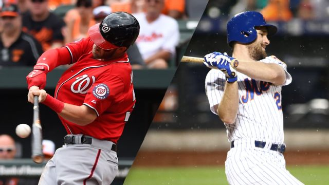 Washington Nationals vs. New York Mets (re-air)