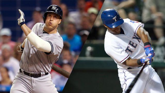 In Spanish - New York Yankees vs. Texas Rangers