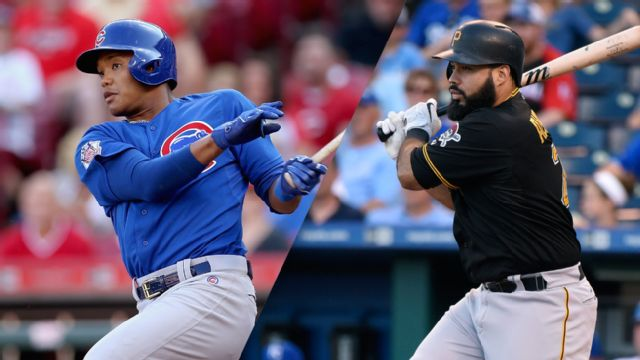 In Spanish - Chicago Cubs vs. Pittsburgh Pirates
