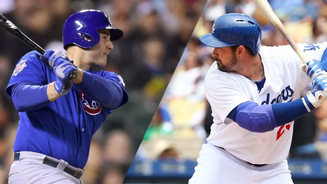 Chicago Cubs vs. Los Angeles Dodgers (re-air)