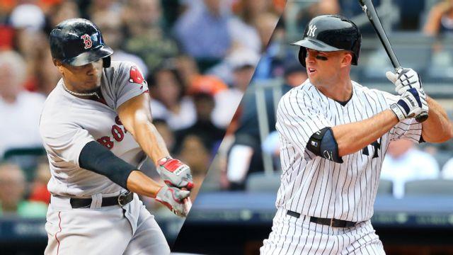 In Spanish - Boston Red Sox vs. New York Yankees