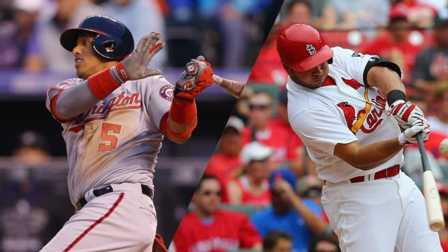 In Spanish - Washington Nationals vs. St. Louis Cardinals