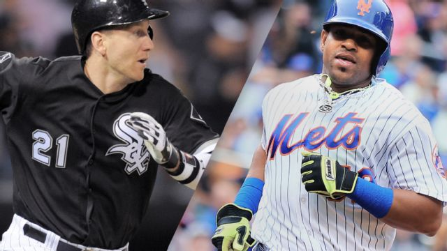 Chicago White Sox vs. New York Mets (re-air)