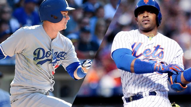 Los Angeles Dodgers vs. New York Mets (re-air)