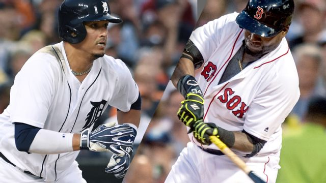 In Spanish - Detroit Tigers vs. Boston Red Sox