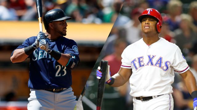 Seattle Mariners vs. Texas Rangers (re-air)
