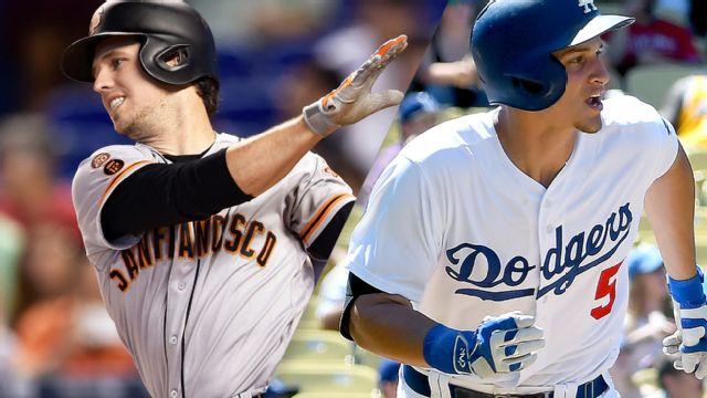 In Spanish - San Francisco Giants vs. Los Angeles Dodgers