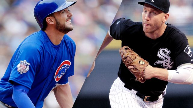 Chicago Cubs vs. Chicago White Sox