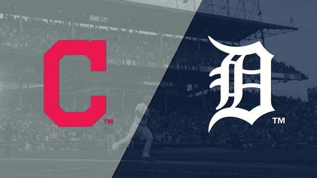 In Spanish - Cleveland Indians vs. Detroit Tigers