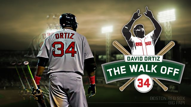 Baseball Tonight: David Ortiz - The Walk Off