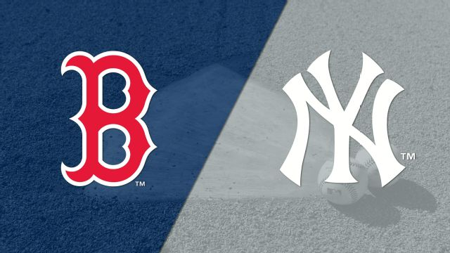In Spanish - Boston Red Sox vs. New York Yankees
