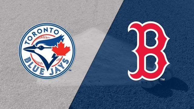 In Spanish - Toronto Blue Jays vs. Boston Red Sox