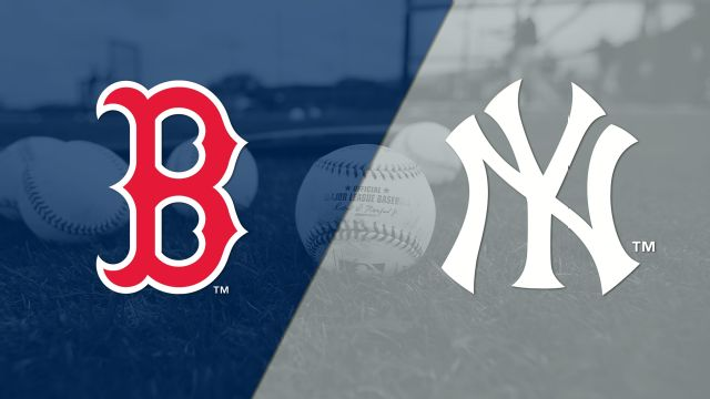Boston Red Sox vs. New York Yankees