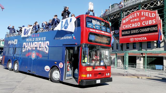 Chicago Cubs Victory Parade