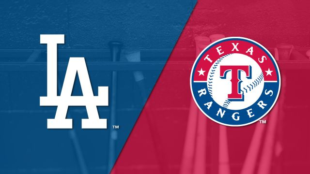 In Spanish - Los Angeles Dodgers vs. Texas Rangers