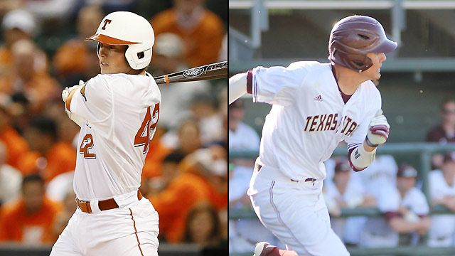 Texas vs. Texas State