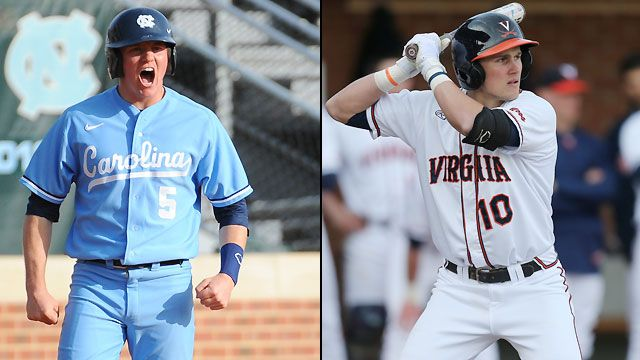 North Carolina vs. Virginia