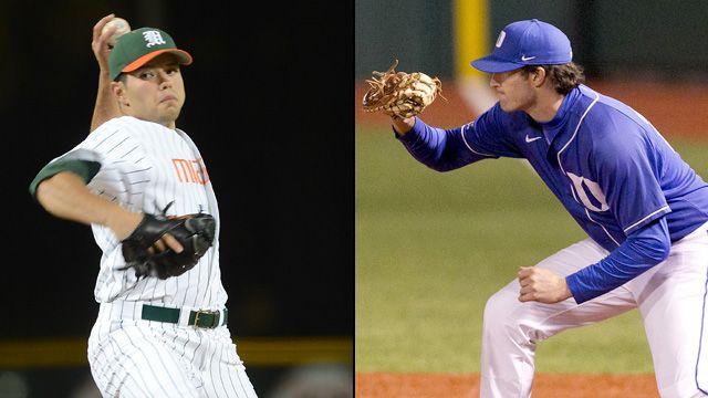 #15 Miami (FL) vs. Duke
