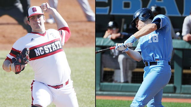 North Carolina State vs. North Carolina
