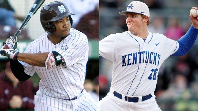 #22 Mississippi State vs. Kentucky