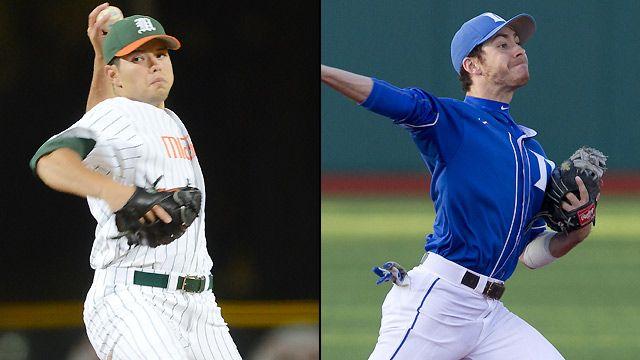 #11 Miami (FL) vs. Duke