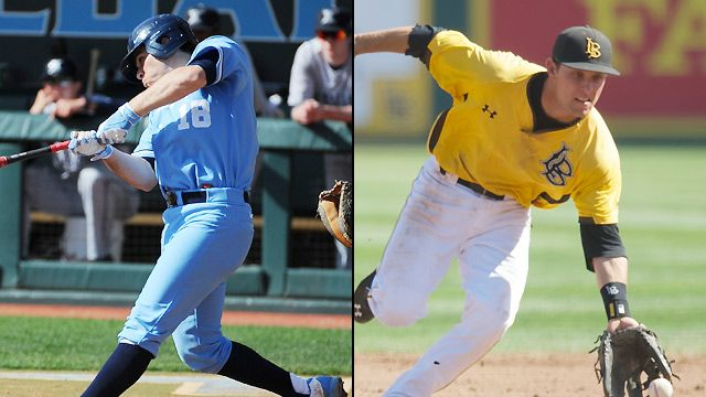 #3 North Carolina vs. #2 Long Beach State (Site 9 / Game 1)