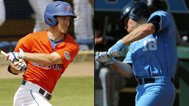 #1 Florida vs. #3 North Carolina (Site 9 / Game 3)