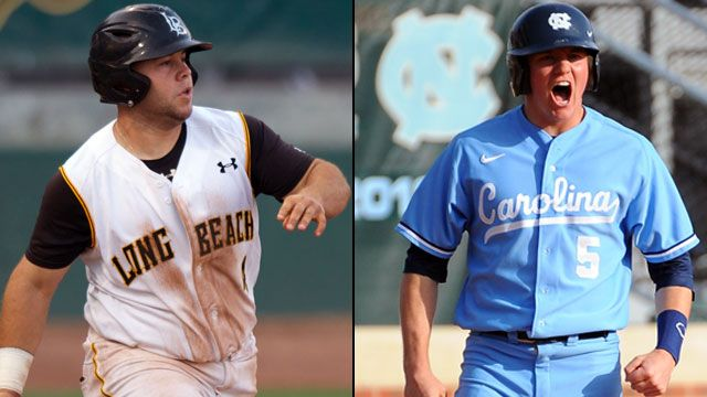 #2 Long Beach State vs. #3 North Carolina (Site 9 / Game 5)