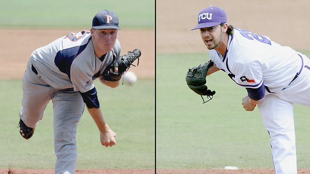 Pepperdine vs. #7 TCU (Site 6 / Game 3)