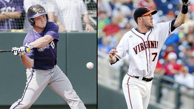 #7 TCU vs. #3 Virginia (Game #8)
