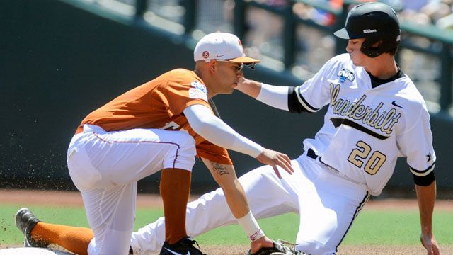 Texas vs. Vanderbilt (Game #14)