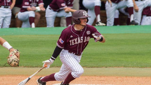 Dartmouth vs. #23 Texas A&M (Baseball)