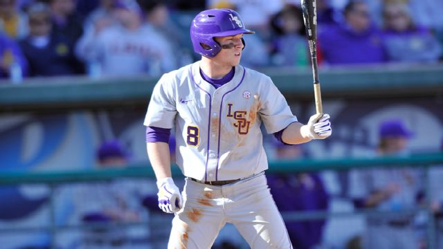 Princeton vs. #4 LSU (Baseball)