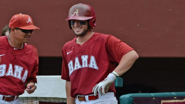 Louisiana-Lafayette vs. Alabama (Baseball)
