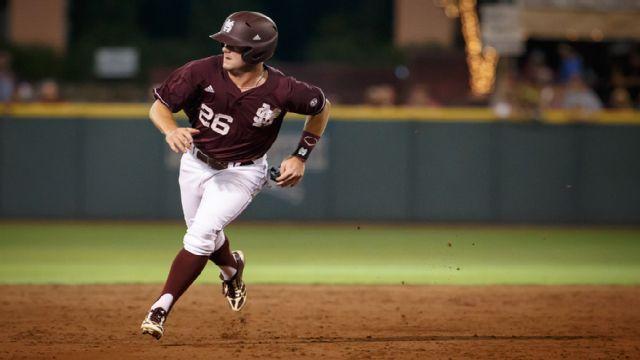 Samford vs. #25 Mississippi State (Baseball)