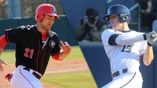 Georgia vs. Georgia Southern (Baseball)