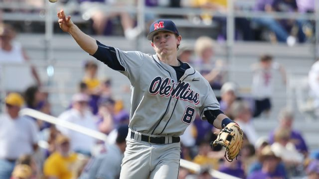 Ole Miss vs. Arkansas - 3/26/2015 (re-air)