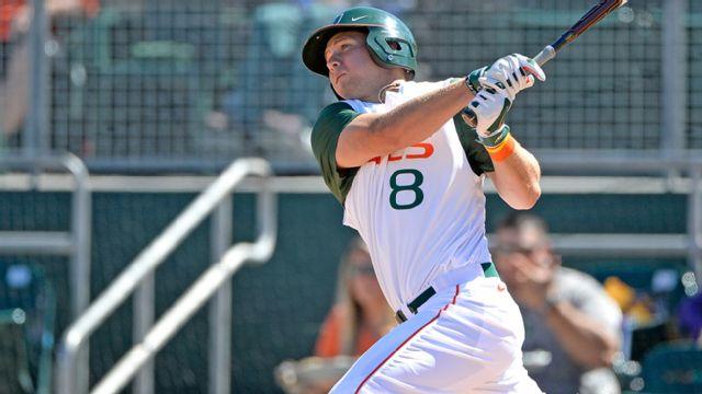 #16 Miami (FL) vs. #24 North Carolina (Baseball)