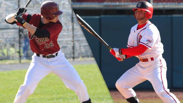 Rider vs. St. John's (Baseball)