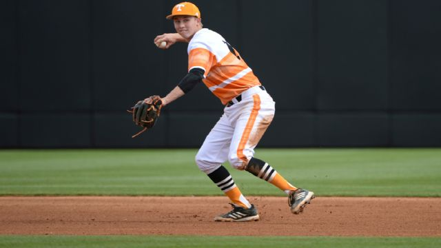 Middle Tennessee State vs. Tennessee (Baseball)
