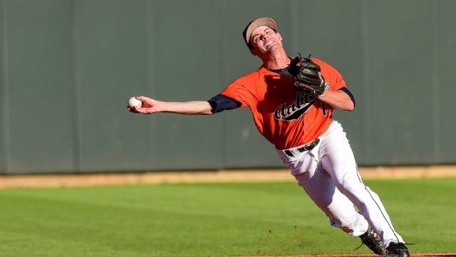 Xavier vs. Auburn (Baseball)